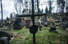 Panevėžio kapinėse mirė moteris