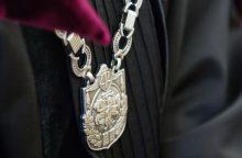 Už neteisėtus ginklus šiauliečiams gresia 8 metai nelaisvės