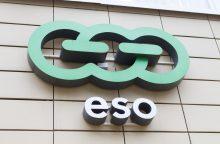 ESO rekomenduojama nutraukti sutartis už daugiau nei 4 mln. eurų