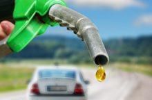 Degalų kainos – ir vėl gąsdina