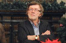 Poetas A. A. Jonynas: verslas neturi fantazijos
