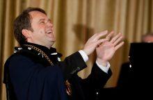 LMTA rektoriumi antrai kadencijai išrinktas Z. Ibelgauptas