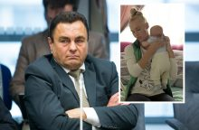 P. Gražulis pripažino nesantuokinį vaiką, moteris sako patyrusi spaudimą dėl aborto