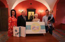 Lietuvos šimtmečio metais pasveikintas 1000-asis kūdikis