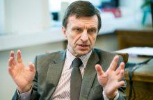 Komisijos kirtis P. Baršauskui: įstatymą pažeidė