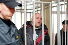 Už 16 tyčinių nužudymų nuteistas S. Gaidjurgis liks Lukiškėse