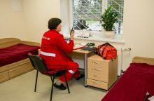 Kaip vertina greitosios medicinos pagalbos paslaugas?
