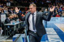 Treneriai: FIBA ir Eurolygos nesutarimai naudingesni Lietuvos priešininkams