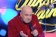 """Grupės """"Vairas"""" lyderis išdavė: su A. Orlausku bėgome nuo policijos"""