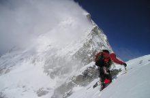 Nelaimė Kirgizijoje: nuo uolos nukrito alpinistas iš Lietuvos