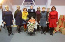 Tradicinė neįgaliųjų šventė – su S. Januškos dainomis
