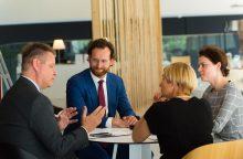 Nyderlandų IT gigantė įkurtuves Kaune pradėjo nuo partnerystės su KTU