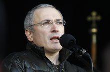 """Rusija """"Jukos"""" byloje milijardinės kompensacijos nemokės"""