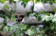 Prie fronto Ukrainos rytuose atsidūrę gyventojai – apie aidinčius šūvius ir viltis