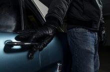 Klaipėdos centre rusakalbis užgrobė automobilį ir grasino nužudyti