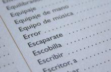 Kodėl esperanto kalbos pamokas slėpė po kremų etiketėmis?