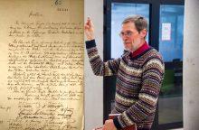 Vasario 16-osios aktas bus eksponuojamas ir Kaune?
