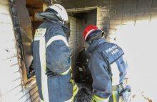 Šią savaitę gaisrai pasiglemžė keturias gyvybes