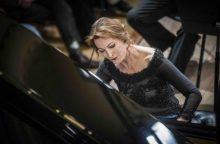 Šimtmečiui – iškiliausių muzikų dovanos