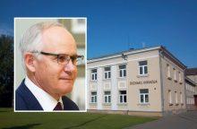 Ministras: Žiežmarių mokytojos elgesys nederamas