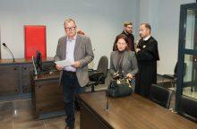 """Paskelbtos bausmės """"Kauno vandenų"""" korupcijos byloje"""
