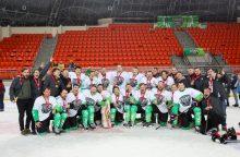 """Sidabro medaliais baigtas debiutinis """"Kaunas Hockey"""" sezonas – tramplinas į ateitį"""
