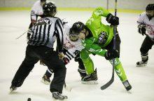 """""""Kaunas Hockey"""" keliauja šturmuoti Vilniaus"""