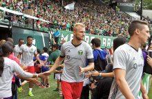 V. Andriuškevičius – apie asmeninius pasiekimus, MLS ir laimingą gyvenimą