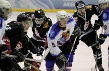 """Ledo ritulio čempionate """"Hockey Punks"""" pelnė septynis įvarčius be atsako"""