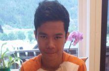 Paieškos neatnešė naujienų dingusio azijietiškos išvaizdos paauglio istorijoje