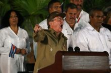 R. Castro žada ginti Fidelio revoliuciją