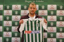 """Futbolininkas M. Vorobjovas keliasi į Vilniaus """"Žalgirį"""""""