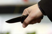 Klaipėdoje peiliu vyrui sužalotas inkstas