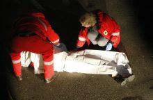Gatvėje Klaipėdoje rastas merginos kūnas