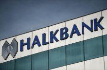 Turkijos bankininkas JAV nuteistas kalėti 32 mėnesius