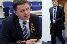 Susikibo dėl A. Ramanausko-Vanago atminimo įamžinimo Klaipėdoje