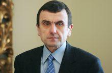 Prezidentė siūlo Seimui atleisti Aukščiausiojo Teismo teisėją