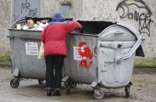 Gyventojai už atliekas mokės mažiau
