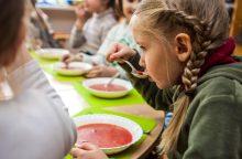 Už produktus permokantys Vilniaus darželiai galės nutraukti sutartis