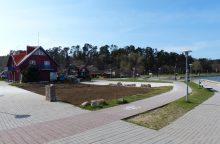 Statybos inspekcija ginčija poilsio namų Juodkrantėje teisėtumą