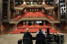 Spektaklį Klaipėdos dramos teatre pakirto gedimas