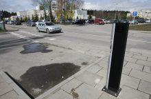 Elektromobiliams – pirmoji vieša įkrovimo stotelė