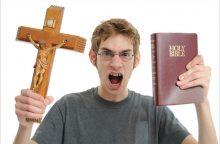 Nusibodo religiniai fanatikai