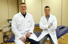 Galvos svaigimui diagnozuoti – naujos galimybės