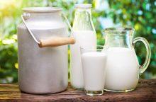 Pienas stiprina sveikatą