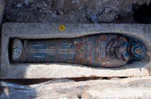 Neįtikėtina: rastos 8 mumijos
