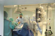 Pavargusiai širdžiai kardiologai siūlo naujas galimybes