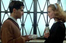 Kino klubo gimtadienis – su  filmu apie meilę kinui