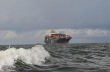 Inspektoriai kontroliuos ir žvejybinius laivus