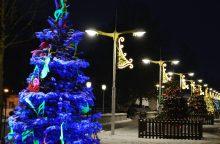 Palanga spindi kalėdinėmis spalvomis <span style=color:red;>(renginių programa)</span>